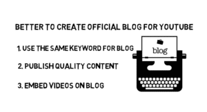 Promote Your YouTube Video Gain YouTube Subscriber