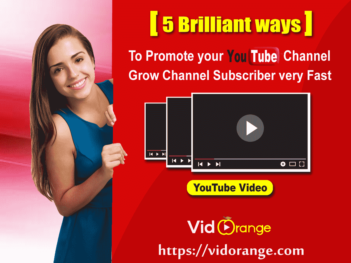 [ 5 Brilliant Ways ] to Promote Your YouTube Channel | Grow Channel Subscriber Very Fast